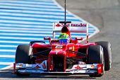 Scuderia Ferrari F1, Felipe Massa, 2012