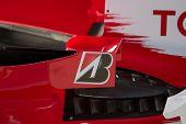 Equipo Toyota F1, cubierta del motor