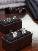 Cufflinks Display