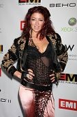LOS ANGELES, CA - FEB 13: Neon Hitch at the EMI GRAMMY After-Party at Milk Studios on February 13, 2