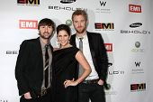 LOS ANGELES, CA - FEB 13: Lady Antebellum at the EMI GRAMMY After-Party at Milk Studios on February