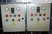 Electrical Switch Board Control