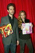 UNIVERSAL CITY - DEC. 4: David Lautman and Lisa Lautman arrive at publicist Mike Arnoldi's birthday