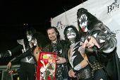 UNIVERSAL CITY - DEC. 4: Bruce Kulick & Kiss My Ass band arrive at publicist Mike Arnoldi's birthday