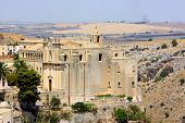 Saint Agostino Church And Convent Matera Italy