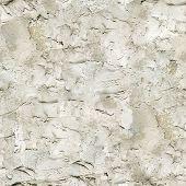 Seamless rough plaster texture closeup background.