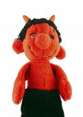 Little Devil Hand Puppet