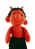 Little Devil Hand Puppet