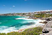 Bondi Beach To Bronte Walk, Sydney, Australia