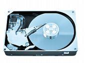Open Hard Drive Disk