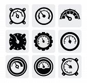 meter icons
