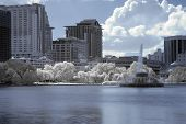 Infrared Downtown Orlando