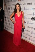 LOS ANGELES - AUG 16:  Julie Gonzalo at the 28th Annual Imagen Awards at the Beverly Hilton Hotel on