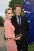 LOS ANGELES - AUG 18:  Anne Heche, James Tupper at the Oceana's 6th Annual SeaChange Summer Party at the Beverly Hilton Hotel on August 18, 2013 in Beverly Hills, CA