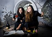 The Witches Conjure