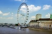 London Eye, 443 Ft Tall