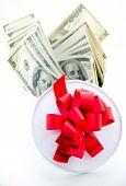 Money And Girft Box