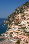 Positano Cliffside