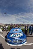 Miller Lite Dodge Nascar: Sprint Cup Series Shelby 427  01 Mar