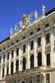 stock photo of sissy  - Hofburg Palace is a palace located in Vienna Austria - JPG