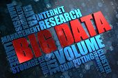 stock photo of byte  - Big Data  - JPG