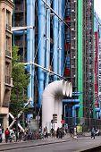 Centre Georges Pompidou - Paris