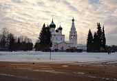 Morning Yaroslavl