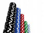 Big Poker Chips