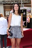 LOS ANGELES - AUG 26:  Jordana Brewster at the Vin DIesel Walk of Fame Star Ceremony at the Roosevel