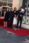 SLOS ANGELES - AUG 26:  Mom, Paloma Jimenez, Hania Riley Diesel, Vin Diesel, Vincent Diesel at the Vin DIesel Walk of Fame Star Ceremony at the Roosevelt Hotel on August 26, 2013 in Los Angeles, CA