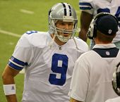 Cowboys Romo And Garrett