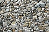 Smooth Pebbles Background