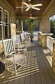 Bungalow Porch