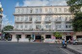 Hotel Continental, Saigon