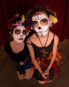 Dia De Los Muertos Teens