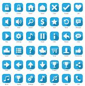 Web Phone Internet icon Collection Set