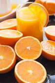 Freshly Squeezed Orange Juice