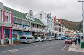 In The Streets In Simonstown
