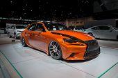 2014 Lexus 250 F Sport Concept