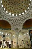 Main Prayer Hall of Al Bukhari Mosque