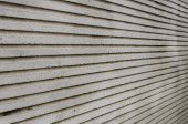 Raw Concrete Wall