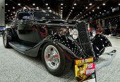 1934 Ford Coupe Interpretation