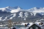 Breckenridge Ski Slopes