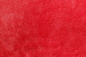 Soft Red Micro Fleece Blanket Background