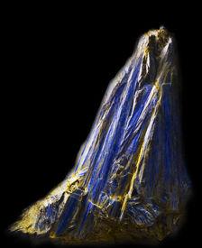 picture of lapis lazuli  - kyanite  - JPG