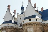 Towers Of Castle Of The Dukes Of Brittany, Nantes