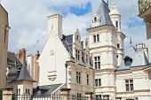 Chateau On Street Rue De L'espine Angers, France