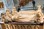Tomb Of Francis Ii, Duke Of Brittany, Nantes