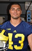 Um Football Player 43 Chris Wormley