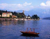 Lake Como, Tremezzo, Italy.
